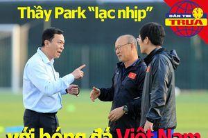 Thầy Park 'lạc nhịp' vì COVID-19; Sao Man City rục rịch rời đi