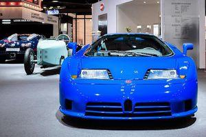 Bugatti ra mắt chương trình phục chế xe cổ – La Maison Pur Sang
