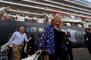 Tổng thống Trump cảm ơn Campuchia cho du thuyền MS Westerdam cập cảng
