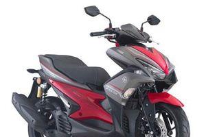 'Mục sở thị' chiếc xe tay ga NVX 155 2020 giá 56,5 triệu đồng của Yamaha
