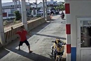 Trạm BOT Ninh Xuân bị 'tấn công'