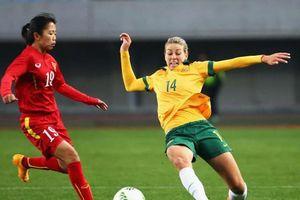 Australia, 'hòn đá tảng' trên đường tới Olympic 2020 của tuyển nữ Việt Nam