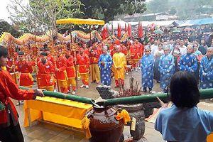 Thanh Hóa: Đặc sắc lễ rước nước ở Ngọc Lặc