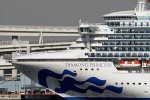 Mỹ sẽ sơ tán 380 công dân khỏi du thuyền Diamond Princess
