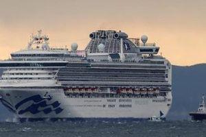 Hành khách tàu Diamond Princess nhận gần 2.000 iPhone từ Nhật Bản