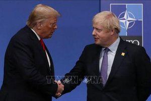 Thủ tướng Anh hoãn cuộc gặp với Tổng thống Mỹ