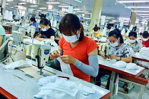 Sản xuất khẩu trang phòng, chống dịch