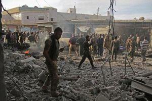 Đánh bom xe gần biên giới Syria-Thổ Nhĩ Kỳ giữa lúc căng thẳng