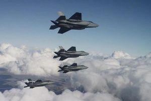 150 người phục vụ 4 chiếc F-35 Na Uy bay sát Nga