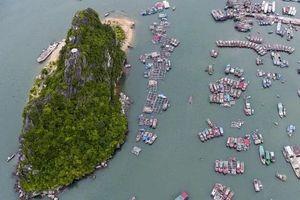 Một liên danh đề xuất làm đại dự án hơn 470ha tái hiện thương cảng Vân Đồn