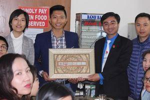 Thanh niên Việt Nam tăng cường giao lưu, trao đổi, tìm kiếm cơ hội tại Ấn Độ