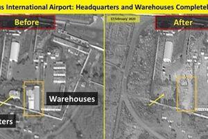 Israel tung bằng chứng phòng không Syria bất lực