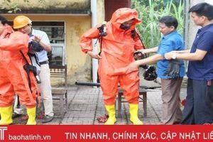 Hơn 19.500 lao động Hà Tĩnh được huấn luyện an toàn, vệ sinh lao động