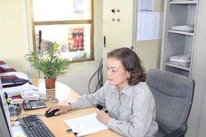 Nữ công nhân với những sáng kiến làm lợi cho công ty hàng trăm triệu đồng