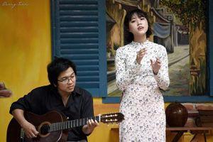 9X hát nhạc Trịnh trên nền guitar khiến dân mạng nổi gai ốc