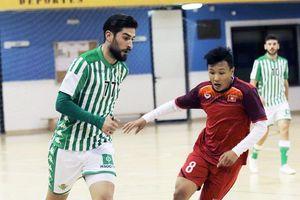 Chuyến đi Tây Ban Nha bổ ích của tuyển futsal Việt Nam