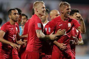 Đối thủ Kyrgyzstan ở trận giao hữu sắp tới của tuyển Việt Nam mạnh cỡ nào?