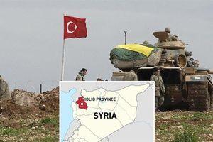 Idlib- 'ung nhọt' cuối cùng trên thân thể Syria