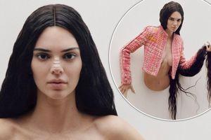'Chân dài' đắt giá nhất thế giới táo bạo cởi áo che ngực trần