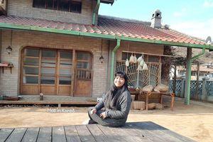Giới trẻ check-in ngôi làng Triều Tiên mộc mạc trong 'Hạ cánh nơi anh'
