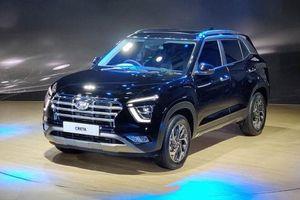 Hyundai ra mắt SUV cỡ nhỏ, đẹp long lanh giá từ 320 triệu đồng