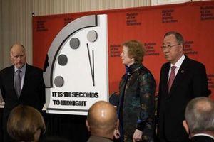 Đồng hồ 'Ngày tận thế' và nỗi lo 'chiến tranh mạng'!