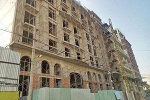 TPHCM: Sẽ cưỡng chế 17 công trình vi phạm 'khủng' tại phường Thảo Điền
