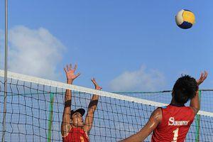 Bóng chuyền bãi biển Sanna-Sanest Khánh Hòa: Tự tin bước vào mùa giải mới