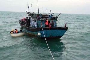 Tìm thấy thi thể lao động nữ Bình Thuận bị chìm tàu ở Cà Mau