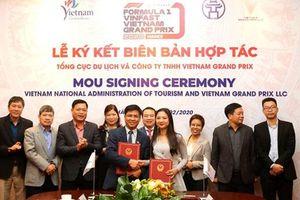 Quảng bá điểm đến, ẩm thực Việt Nam tại Giải đua xe Công thức 1