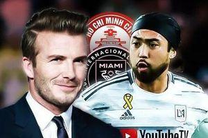 David Beckham đẩy Lee Nguyễn vào thế khó