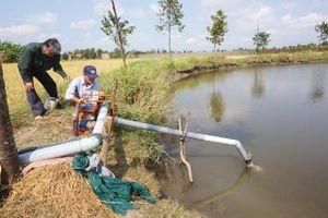 Gần 80.000 hộ dân Đồng bằng sông Cửu Long gặp khó về nguồn nước