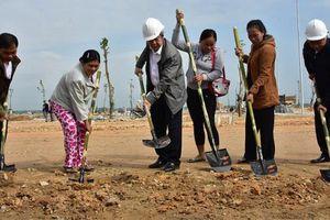 Khởi công xây dựng 25 nhà ở cho hộ nghèo thuộc đề án di dời dân ra khỏi khu vực I Kinh thành Huế