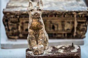 Những điều ít biết về loài mèo trong đời sống tâm linh của người Ai Cập cổ đại