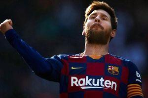 Messi là liều thuốc giảm đau của Barca