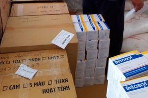An Giang bắt vụ xuất lậu khẩu trang y tế sang Campuchia