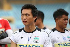 HLV Park Hang Seo nhận tin vui từ tiền vệ Tuấn Anh