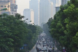 Ô nhiễm không khí có nguy cơ lan rộng