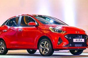 Hyundai ra mắt mẫu sedan mới với giá chưa đến 200 triệu đồng