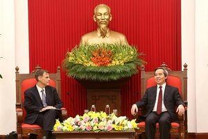 Kinh tế, thương mại – trụ cột quan trọng giữa Việt Nam và Hoa Kỳ