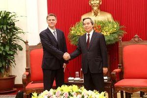 Việt Nam coi trọng quan hệ với Mỹ