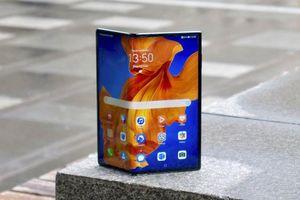 Cận cảnh Huawei Mate Xs màn hình gập, giá 63 triệu đồng