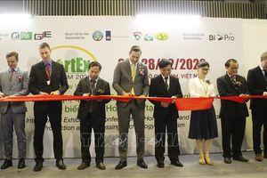 Khai mạc triển lãm HortEx Vietnam 2020