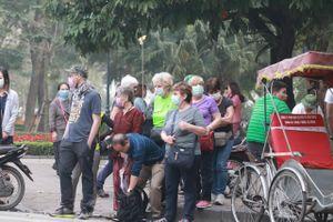 Không đón khách du lịch từ vùng có dịch vào Hà Nội