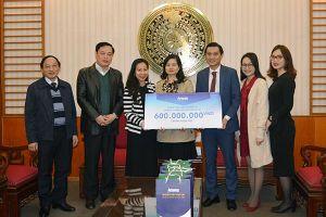 Amway Việt Nam chung tay cùng cộng đồng nỗ lực phòng, chống dịch Covid-19