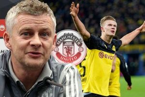 Trả giá cao gấp 3 lần Dortmund, MU vẫn tuột Haaland