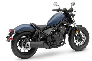 'Quái vật' Honda Rebel 2020 giá hấp dẫn sắp về VN, mạnh gấp 2 lần Yamaha Exciter 150