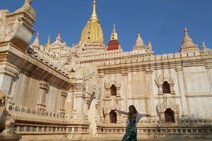 Bagan - Lạc vào mê cung của hàng nghìn đền đài tuyệt mĩ (Kỳ 2)