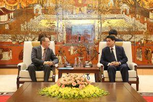 Hà Nội - Nursultan (Kazakhstan) tăng cường hợp tác