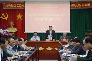 Hội đồng Lý luận Trung ương tổ chức Kỳ họp thứ 12